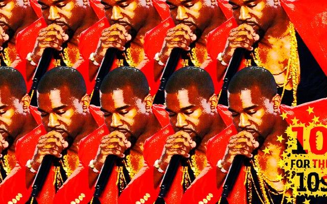 Phải mất một thập kỷ mới thấy Ảo tưởng của Kanye tăm tối như thế nào