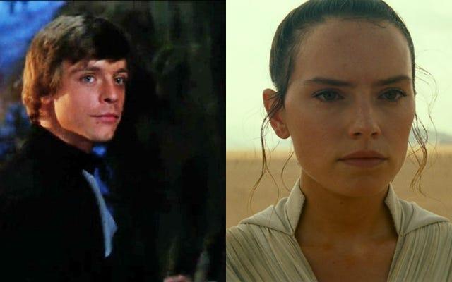 ¿La galaxia de Star Wars estaba mejor después del regreso del Jedi o el ascenso de Skywalker?
