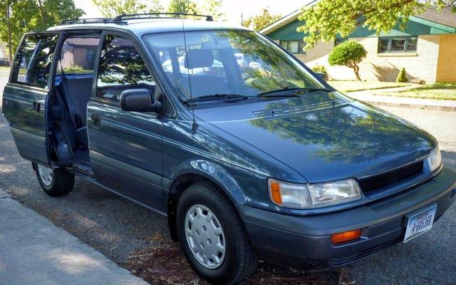 Per $ 3,490, potresti vedere la guida di questo vagone AWD Plymouth Colt Vista del 1992 sorprendentemente pulito?