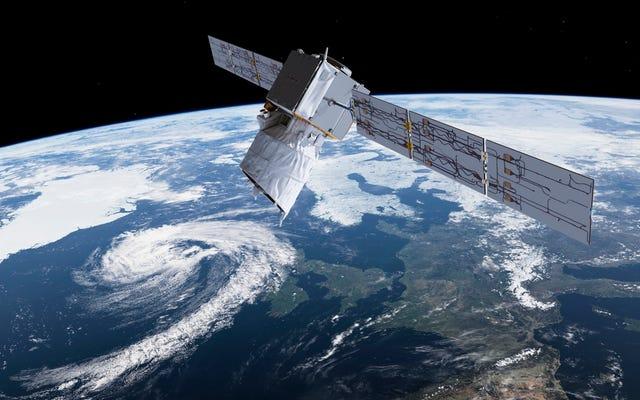 ESAは、SpaceXの衛星の1つとの衝突を回避するための操作を実行します
