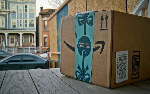 Die Polizei verteilt gefälschte Amazon-Pakete mit versteckter Kamera, um Diebe in Amerika zu fangen