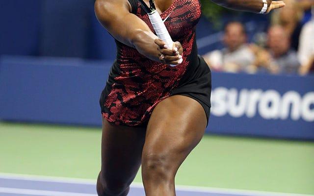 Le 10 reazioni più salate e più carine alla sconfitta di Serena nelle semifinali degli US Open