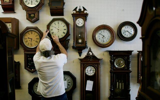 Warga Uni Eropa diberi kesempatan untuk memilih menghemat waktu siang hari