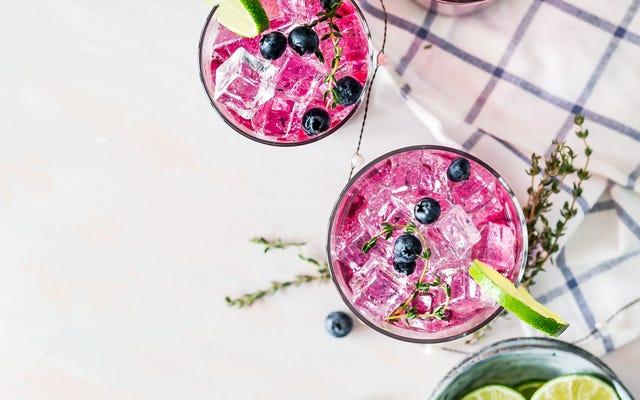 Utilisez votre shaker pour préparer de meilleures boissons sans alcool
