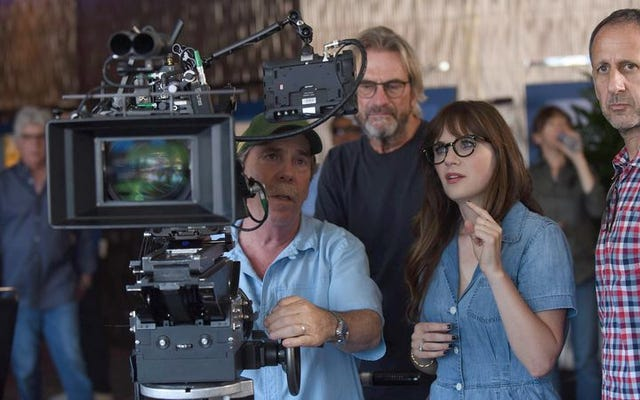 Zooey Deschanel habla sobre ser el nuevo director de New Girl