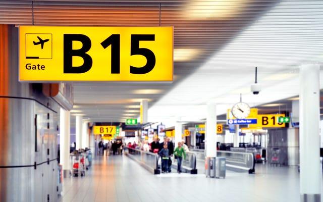 Ces aéroports vous permettent de rencontrer votre famille et vos amis à la porte