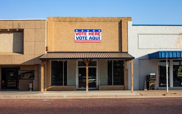 テキサス州議会議員が共和党の継続的な有権者抑制法案の急増に加わる