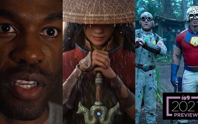 2021年に楽しみにしているすべてのSF、ファンタジー、ホラー映画...うまくいけば