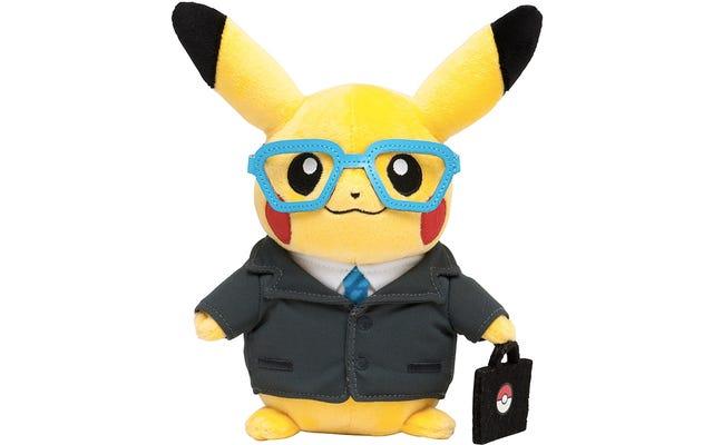 Công ty Pikachu chứng tỏ ngay cả Pokemon cũng phải kiếm việc làm thực sự trong một ngày nào đó