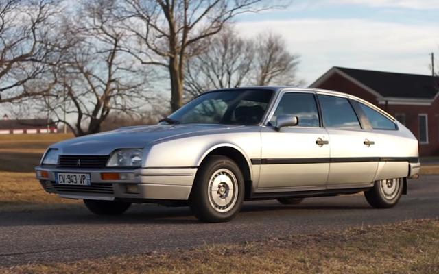 Neden Her Aile Otomobili Citroën CX Bu Dizel El Kitabı Kadar Eğlenceli Olamıyor?