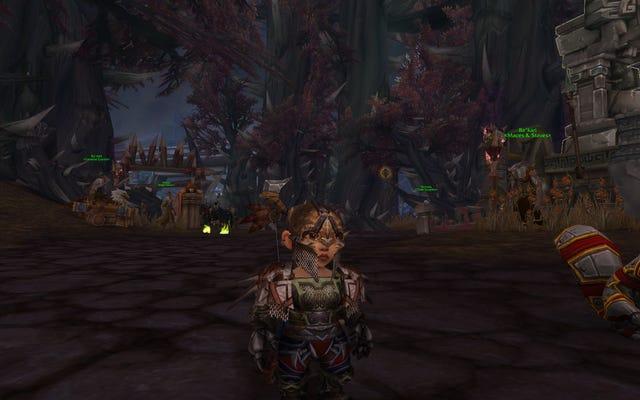 Nuevas expansiones de World Of Warcraft: Lich King Hace frío afuera