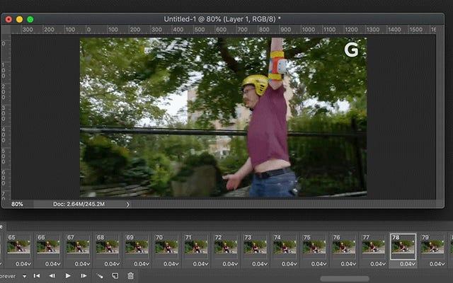 Kompletny przewodnik po przekształcaniu filmów w pliki GIF w programie Adobe Photoshop