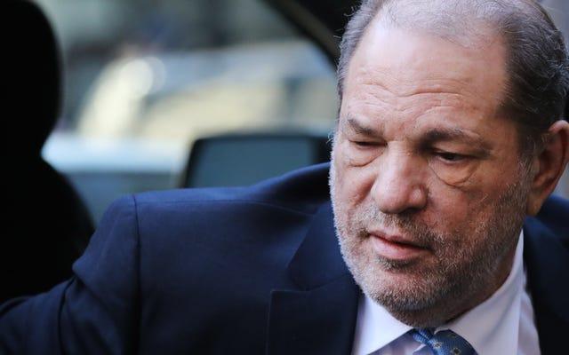 Harvey Weinstein bị kết án 23 năm tù