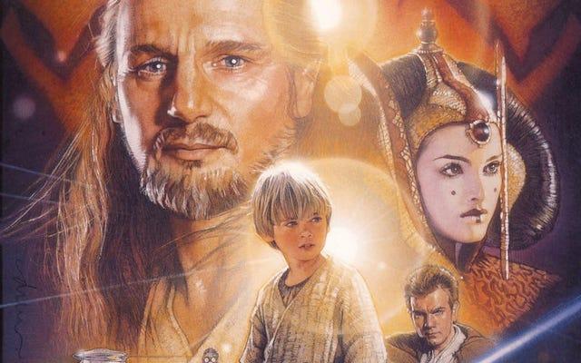 Una generazione ripensa a 20 anni di Star Wars Episodio I: The Phantom Menace