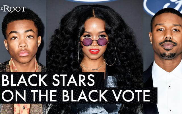 'เราสามารถควบคุมโชคชะตาของเราได้': Michael B.Jordan, HER และอีกมากมายสะท้อนให้เห็นถึงพลังของ Black Vote