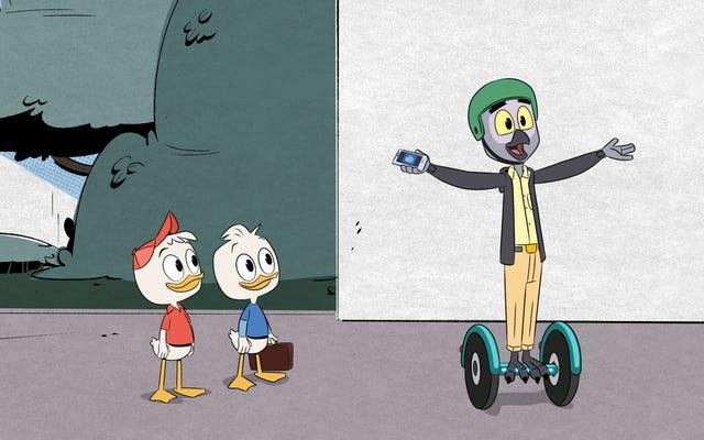 DuckTales는 실리콘 밸리 문화를 세계에 적응시키기 위해 고군분투하고 있습니다.