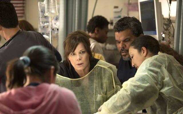 CBS 'Code Black nhớ lại khi các bộ phim truyền hình y tế chưa được kết thúc