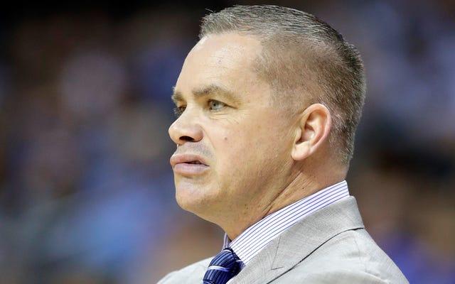 オハイオ州立大学のバスケットボールは危険なほど薄く見えます、そしてそれは問題ありません