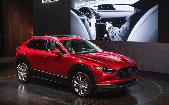 Mazda è in cima alle classifiche per qualità automobilistica