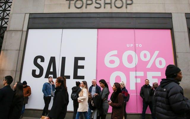 グランドクロージング:すべての米国の店舗をシャッターするトップショップ