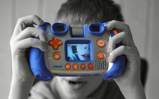 恐ろしいVtechハックは誰かに子供たちの何千もの写真をダウンロードさせます[更新]