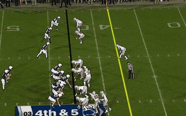Ohio State, Penn State'i Sezonun En Kötü Oyun Çağrısı Sayesinde Yendi