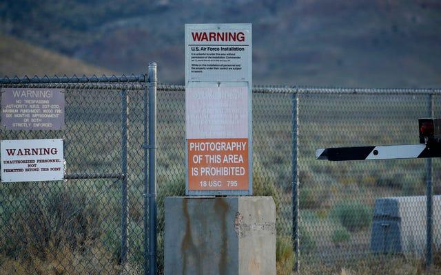 Le forze armate statunitensi accettano di studiare presunti campioni di tecnologia aliena sconosciuta