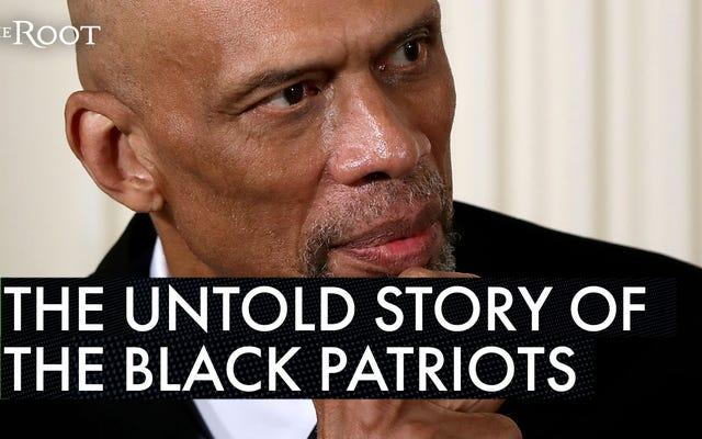 黒人の愛国者:NBAの伝説カリームアブドゥルジャバーがアメリカ独立戦争の見過ごされていた黒人の英雄にスポットライトを当てる