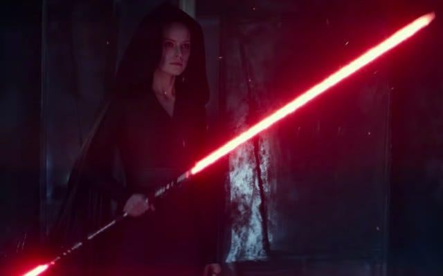 10 teorías tontas que podrían explicar Dark Rey en Star Wars: The Rise of Skywalker