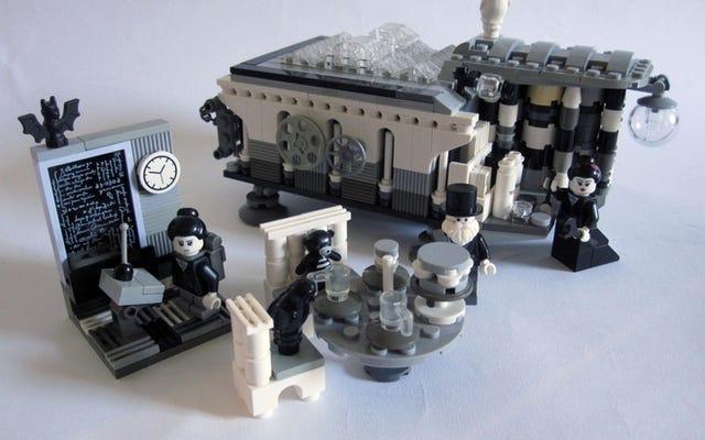 Traga de volta a ciência vitoriana com este Lego Lovelace, Babbage e mecanismo analítico
