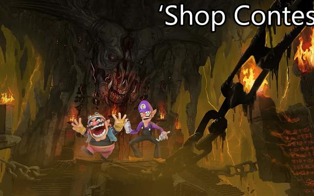 Конкурс магазинов: отправляюсь в ад