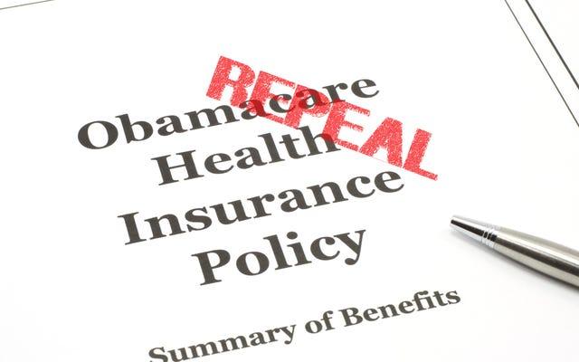Республиканцы в палате представителей публикуют долгожданный план замены Obamacare