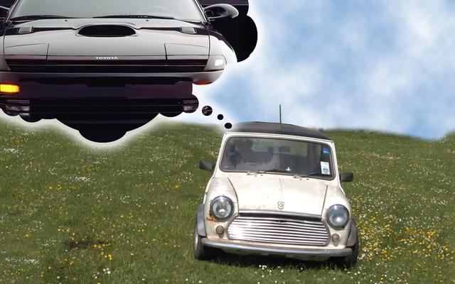 Những thiên tài điên rồ này đang làm một chương trình chế tạo ô tô mà bạn sẽ thực sự muốn xem