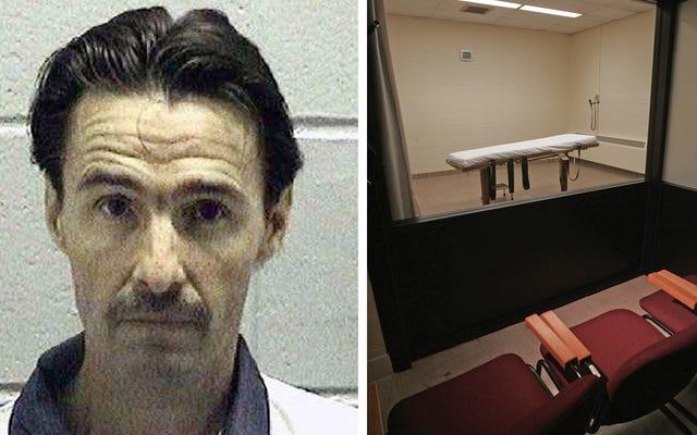 Заключенный камеры смертников просит расстрелять после нескольких неудачных казней в США