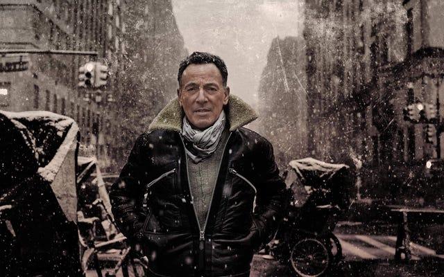 Bruce Springsteen anuncia nuevo álbum, Letter To You, y una portada mala