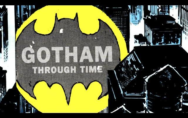 Bagaimana Kota Gotham Berkembang Menjadi Kota Fiksi Terburuk di Amerika