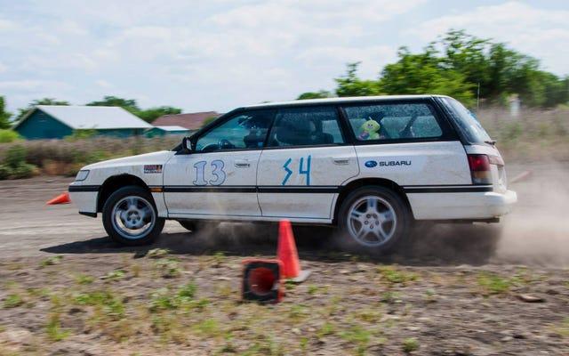 Arabam Bozulduğu İçin Yanlışlıkla Rallycross Kazandım