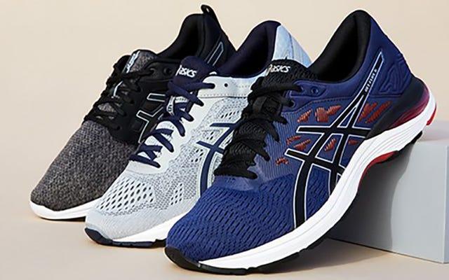 ASICS Spor Ayakkabılarındaki Bu İndirimle Aktif Kalın