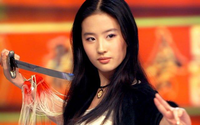 Mulan Live-Action Disney Menemukan Aktris Utama