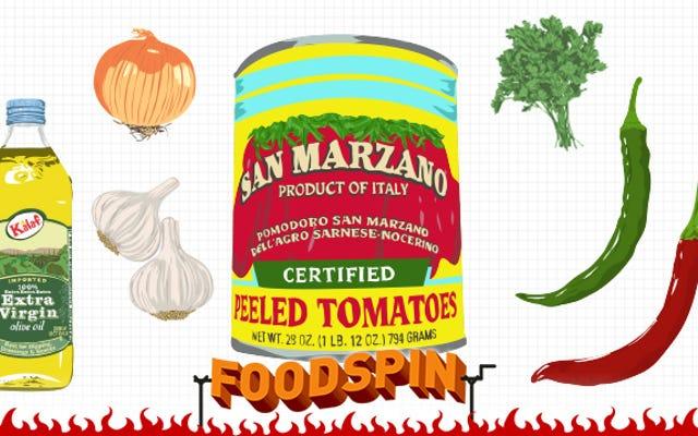 Comment faire de la sauce Arrabbiata, la sauce la plus en colère et la plus belle de toutes