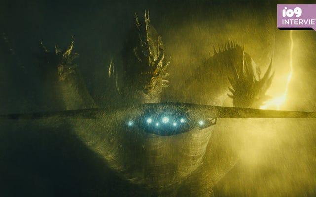 Il regista di Godzilla: King of the Monsters parla di rendere la merda biblica