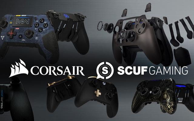 Corsair jest teraz właścicielem najlepszego niezależnego producenta kontrolerów