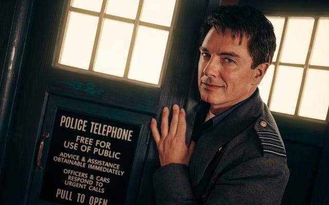 ジョン・バロウマンのキャプテン・ジャックがドクター・フーのホリデースペシャルに戻る