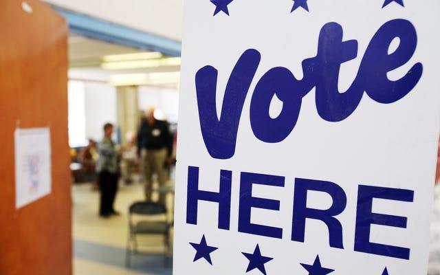 トップの公民権団体は、クリスタル・メイソンが投票を試みた5年の判決を上訴するのに役立ちます