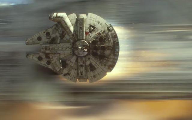 A origem do Millennium Falcon de Star Wars é muito mais antiga do que se acreditava