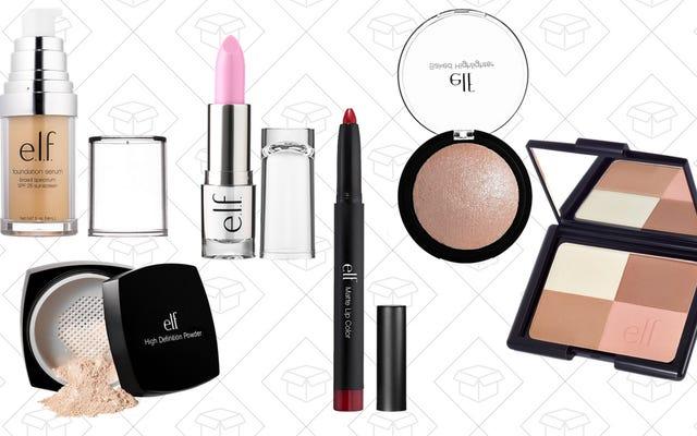 Elf Cosmetics'in Ultra Uygun Fiyatlı Güzellik Ürünleri Daha da Ucuza Geldi
