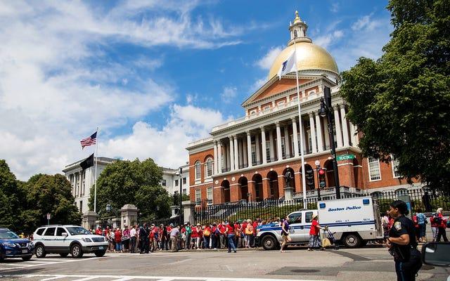マサチューセッツ州は、未成年者に中絶の親の許可を強制することをやめるかもしれません