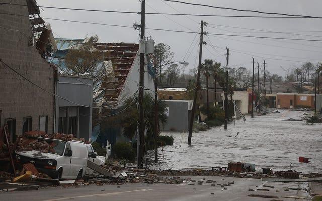 ハリケーンマイケルの影響を受けた人々を助ける方法