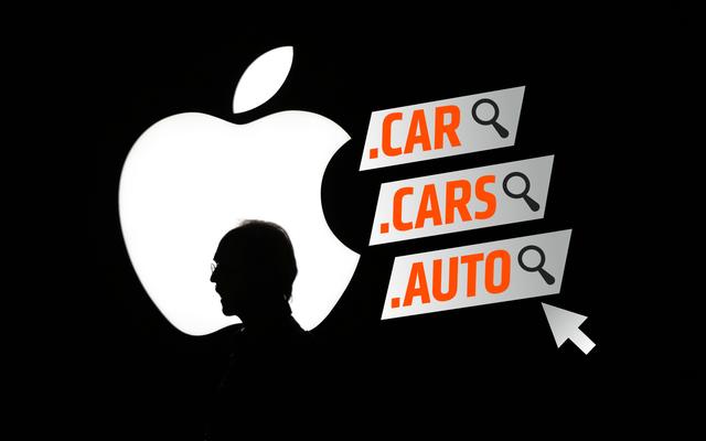 Apple ने कुछ कारों से संबंधित डोमेन नाम पर सिर्फ डिब को कॉल किया