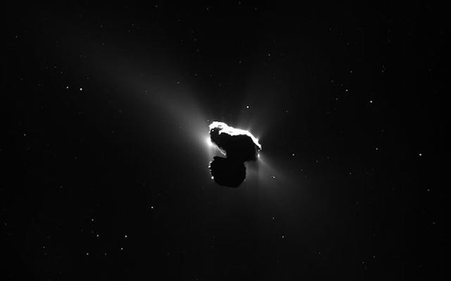 宇宙船を彗星に衝突させることについてロゼッタの科学者に尋ねる